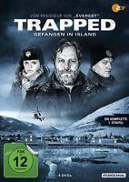 Trapped - Gefangen in Island - Die komplette 1. Staffel              | DVD | 042