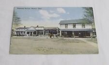 VINTAGE POSTCARD BUSINESS SECTION MENTOR, OHIO 1917...............30