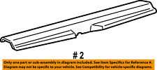 FORD OEM 97-02 Expedition-Door Sill Plate F75Z7842624AAB