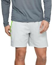Under Armour Launch SW 7 Inch Mens Running Shorts Grey XXL