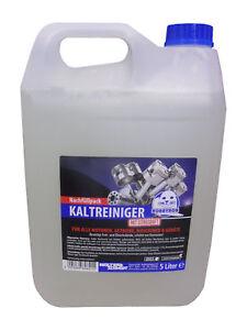 Kaltreiniger, Motorreiniger, Maschinenreiniger 5 Liter mit Citrusduft 47100000