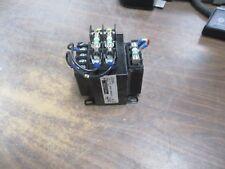 Micron ImperviTRAN Control Transformer B150MBT713RKF 150 VA Pri: 240/480V Used