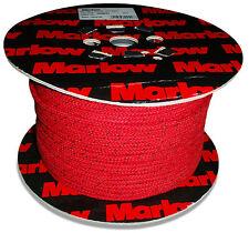 "4mm Marlow ""8-Plait Matt"" Rope *PER METRE* Halyard Sheet Boat Sailing Rope Line"