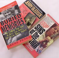 Book Lot True Story Murders by Women Black Widow Lethal Injection Sins of Mother