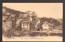 PORTICCIOLO (CAP CORSE) VILLAS marine , en1915