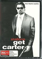 GET CARTER THE TRUTH HURTS SYLVESTER STALLONE MIRANDA RICHARDSON GREAT NEW DVD