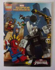 LEGO Super Heroes Mini Comic Book, Marvel Ultimate Spider-Man