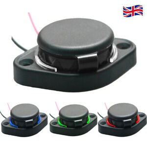 12V Dual USB Car Charger 2 Ports Adapter Power Socket Charging Panel Mount - UK