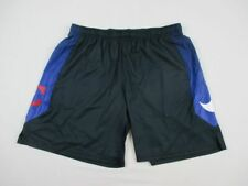 NEW Nike Cleveland Indians - Men's Gray/Navy Dri-Fit Shorts (3XL)