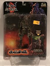 UNOPENED 2001 MUTANT EARTH STAN WINSTON GALLOWZ ACTION FIGURE *NEW* RARE