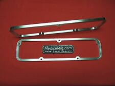 """VALVE COVER SPACERS 1//2/"""" CADILLAC 331, 365, 390, 429 WITH GASKETLOK"""