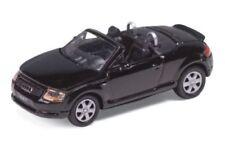 Artículos de automodelismo y aeromodelismo color principal negro Audi de escala 1:87