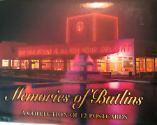 More details for 12 butlins postcards in collectable wallet