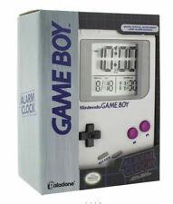 X'mas Gift Nintendo Gameboy Alarm Clock Official Super Mario Land Alarm Sounds