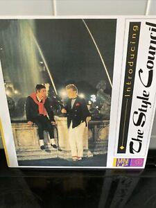 The Style Council - Introducing - Purple Vinyl Album