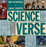 Science Verse (Golden Duck Awards. Picture Book (Awards)) by Jon Scieszka