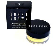 BOBBI BROWN RETOUCHING POWDER -#1 YELLOW 0.16 OZ-4.7 G BOXED