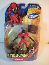 SPIDER-MAN TARANTULA SUPER VILLAIN  2008 HASBRO