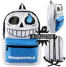 UNDERTALE ZAINO SCUOLA SANS bag borsa backpack toriel Undyne sac à dos cosplay