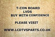 Tcon Board CPWBX 3520TPZ Z NCMK-Mix pour Sharp LC-52XD1E LCD TV