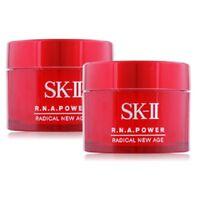 SK-II R.N.A.Power Radical New Age Face Cream 15g x 2 Japan SKII SK2 Pitera