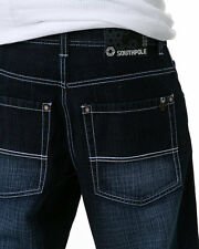 SOUTHPOLE Mens BIG and TALL Jeans 4187 Relaxed Fit many colors and sizes