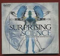 SURPRISING SCIENCE A Documentary Soundtrack CD William Kingswood st1.42
