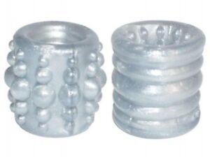 Oxballs Slug 1 Silver 54mm Ball Stretcher Top UK Seller