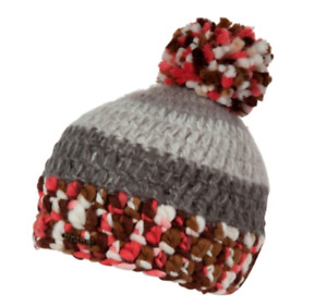 NWT prAna Joely Beanie - Unisex - O/S - Coral (MSRP $34.00)