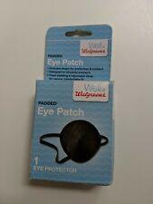 Walgreens Concave Eye Protector Eye Patch B36