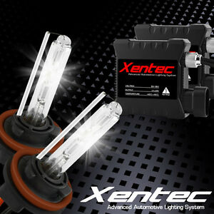 9006 9005 HID XENON KIT Headlight Conversion Slim Ballast H1 H7 White 6000k 8k