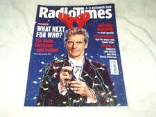 December Radiotimes Magazines