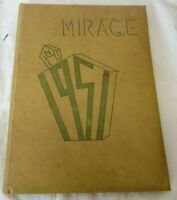 1951 New Haven High School Yearbook, The Mirage, New Haven Indiana