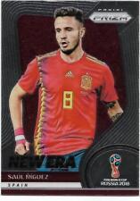 2018 Panini FIFA World Cup New Era (NE-18) Saul NIGUEZ Spain