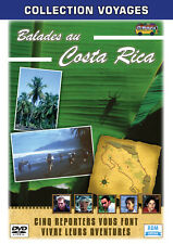 DVD Collection voyages : Balades au Costa Rica