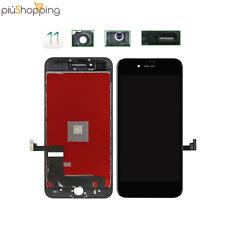 ÉCRAN TACTILE LCD DISPLAY RETINA POUR APPLE IPHONE 8 VERRE ÉCRAN NOIR + FRAME