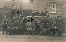 WW1 soldier group RE Royal Engineers RFC YMCA & Model T Ford Rhine Occupation