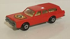 Matchbox Lesney Superfast - n°59 or 73 Mercury - Made in England