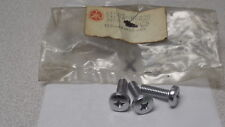 NOS Yamaha Cylinder Head Bind Screws 70-84 XS 73 74 TX 80-84 YT 91903-06020 QTY3