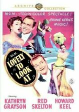 Lovely to LOOK at 0883316261415 With Howard Keel DVD Region 1