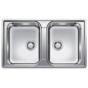 Blanco Double Bowl Inset/Flushmount Sink LEMIS8IFK5