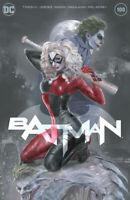 🔥 BATMAN #100 NATALI SANDERS HARLEY QUINN TRADE DRESS VAR 1ST GHOST-MAKER NM