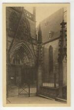 AK Erfurt, Am Domportal, 1925