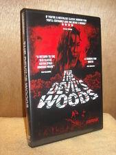 The Devils Woods (DVD, 2016) Stephen Cromwell, Anthony White, Aidan O Sullivan