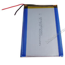 3.7V 4000 mAh Polymer Li battery Li-po For PDA GPS DVD ipod Tablet PC 606090