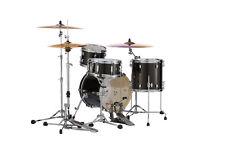 Pearl Midtown 4pc Drum Set Black Gold - Video Demo