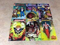 DARKSTARS #7,8,9,10,11,12  LOT OF 6 COMIC NM 1993 DC