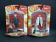 """Doctor Who Doctor Constantine & Grey Auton 5"""" Action Figures *NEW* Mint on Card"""