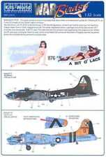 Kits World Decals 1/32 B-17 FLYING FORTRESS My Devotion & A Bit O' Lace