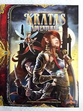 Kratas aventuras llameante cobra earthdawn: 3rd tercera edición 3E Libro
